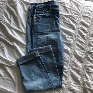 Gap jeans light blue cozy